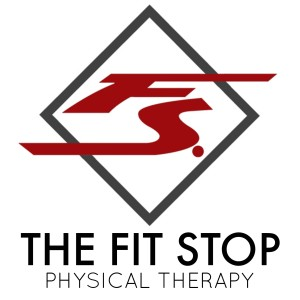 fit stop logo with words