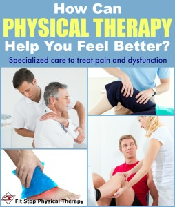 How can physical therapy help me feel better