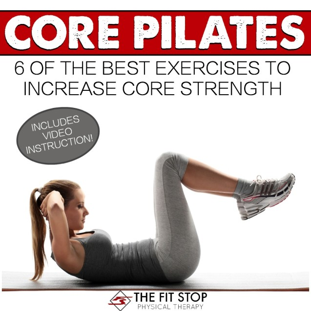 Best Pilates Exercises For Your Core