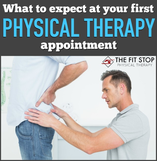 What to expect at your first physical therapy visit