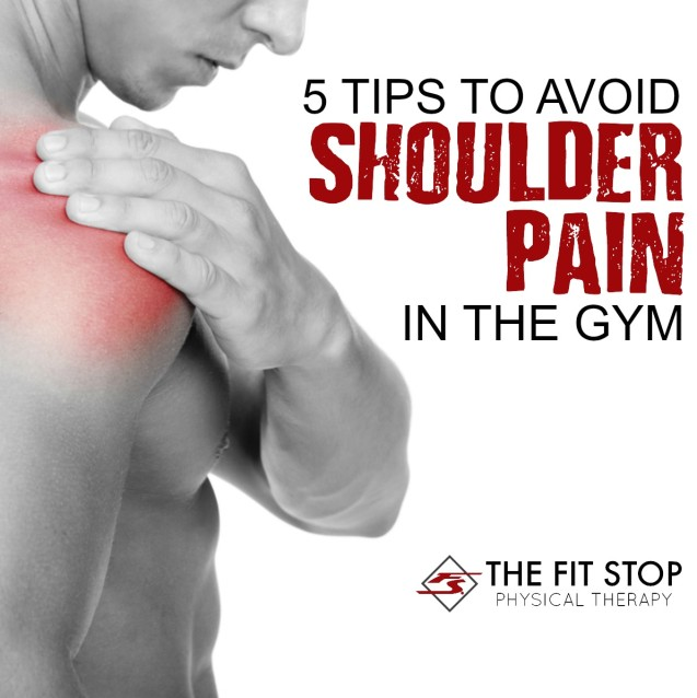 5 Tips To Avoid Shoulder Pain When Weightlifting
