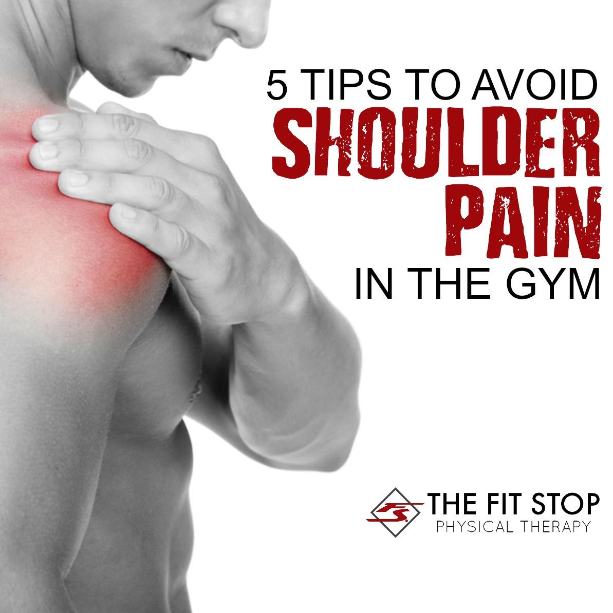shoulder pain when lifting | Crohn