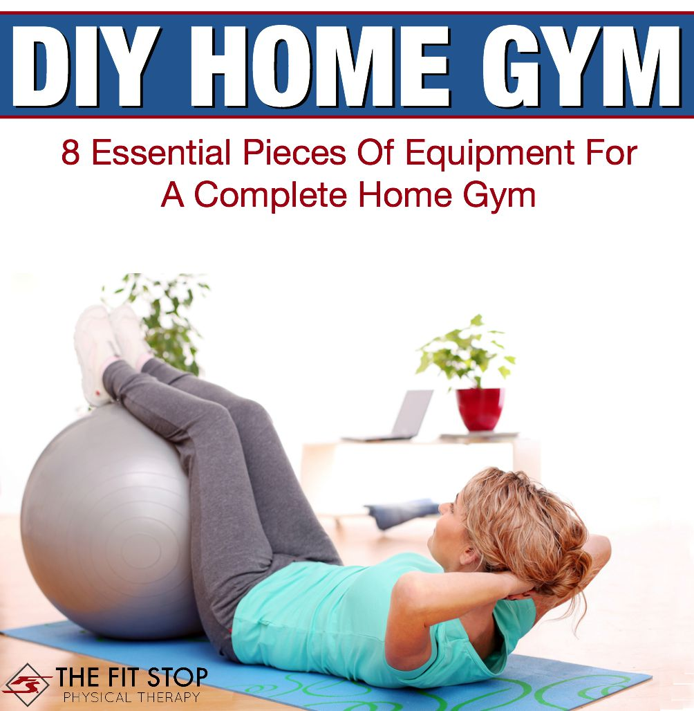 Home physical therapy equipment - 8 Essential Products For Your Complete Home Gym