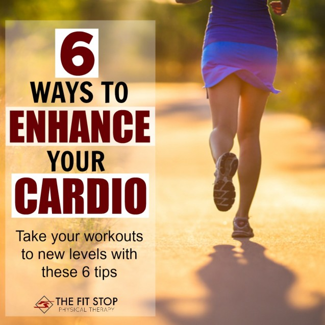 6 Ways To Improve Your Cardio Workout