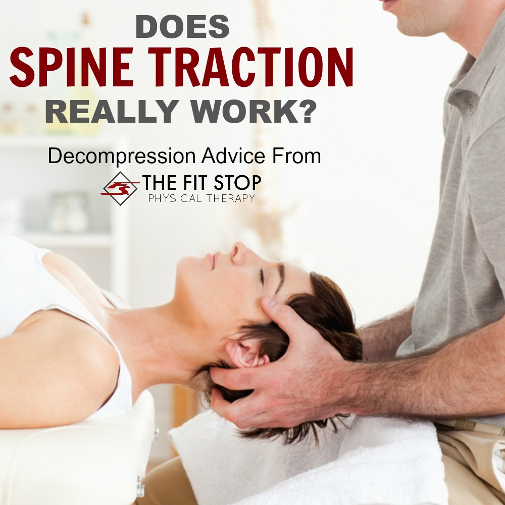 Decompression | Fit Stop Physical Therapy
