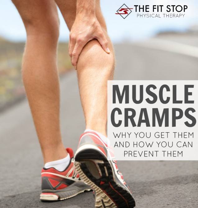 What is a muscle cramp and how to prevent them