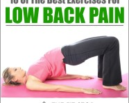 Top 10 Best Exercises For Reducing Low Back Pain